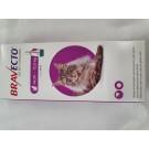 Bravecto Spot-On CHAT 6,2 - 12,5  kg 1 pipette