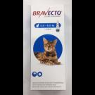 Bravecto Spot-On CHAT 2,8 - 6,2  kg 1 pipette- La Compagnie des Animaux