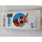Bravecto Grand chien 20 à 40 kg 1 comprimé