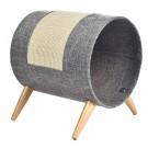 Bubimex Arbre à chat cylindre 41 x 35 x 44 cm - La Compagnie des Animaux