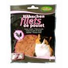Bubimex Filets de poulet pour chat 50g - La Compagnie des Animaux