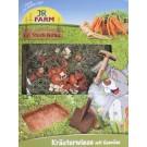 Bubimex JR herbes de prairie aux légumes pour rongeur 750g - La Compagnie des Animaux