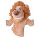 Bubimex Marionette en peluche Lion - La Compagnie des Animaux