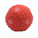 Bubimex Xmas Balle en latex 8 cm - La Compagnie des Animaux