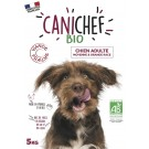 Canichef croquettes BIO chien grande race 5kg - La Compagnie des Animaux