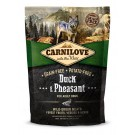 Carnilove Canard et Faisan chien 1,5kg - La Compagnie des Animaux