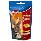 Trixie pastilles de vitamine lait/miel 75 grs