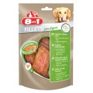 8in1 Fillets Pro Digest pour chien 80 g MULTIPACK lot de 8