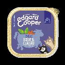 Edgard & Cooper Exquis Boeuf & Canard pour chat - La Compagnie des Animaux