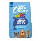 Edgard & Cooper Croquettes au Saumon Norvégien Frais Chien Adulte 700 g- La Compagnie des Animaux