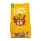 Edgard & Cooper Croquettes Dinde & Poulet Frais Bio sans céréale Chien Adulte 2.5 kg - La Compagnie des Animaux