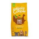Edgard & Cooper Croquettes Dinde & Poulet Frais Bio sans céréales Chien Adulte 7 kg- La Compagnie des Animaux