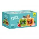 Edgard & Cooper Multipack Poulet et Agneau pour chien adulte 4 x 300 g