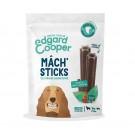Edgard & Cooper Mach'sticks Fraise et Menthe moyen chien 160 g