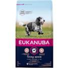 Eukanuba Chien Caring Senior Moyenne Race - La Compagnie des Animaux