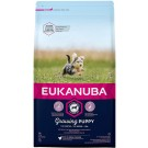 Eukanuba Chien Growing Puppy Race Miniature au poulet 2 kg - La Compagnie des Animaux