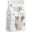Felichef croquettes BIO chat adulte au poisson 2 kg- La Compagnie des Animaux