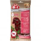 8in1 Mini Friandises Agneau Cranberries pour chien 100 g