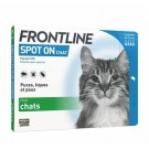 Frontline chat spot on 1 pipette