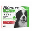 Frontline Combo Chien 40-60 kg 4 pipettes