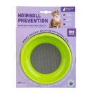 Gamelle OH BOWL Hairball Prevention pour chat verte- La Compagnie des Animaux -