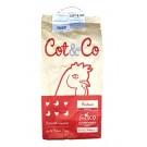 Gasco Cot & Co Poule Pondeuse 25 kg- La Compagnie des Animaux -
