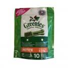 Greenies Petite 10 sticks pour chien de 8 à 11 kg- La Compagnie des Animaux