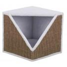 Griffoir cube Ofelia Trixie 40 × 38 × 40 cm - La Compagnie des Animaux