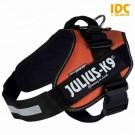 Harnais Power Julius-K9 IDC Orange cuivré L 63 à 85 cm