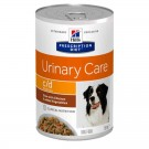 Hill's Prescription Diet Canine C/D Urinary Care mijotés au poulet 12 x 354 grs