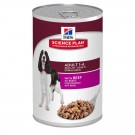 Hill's Science Plan Canine Adult Boeuf 12 x 370 grs- La Compagnie des Animaux