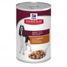 Hill's Science Plan Canine Adult Dinde 12 x 370 grs- La Compagnie des Animaux