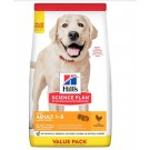Hill's Science Plan Canine Adult Large Light au poulet 18 kg