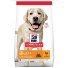 Hill's Science Plan Canine Adult Light Large Breed Poulet 14 kg