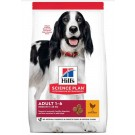 Hill's Science Plan Canine Adult Medium Poulet 14 kg