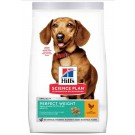 Hill's Science Plan Canine Adult Perfect Weight Small & Mini Poulet 1,5 kg