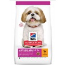 Hill's Science Plan Canine Mature 7+ Small & Mini Poulet 1,5 kg