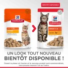 Hill's Science Plan Feline Adult Optimal Care Poulet sachets 12 x 85 g