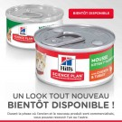 Hill's Science Plan Kitten Mousse 1ère Nutrition poulet/dinde boites 24 x 82 grs