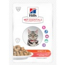 Hill's VetEssentials Feline Adult Saumon 12 x 85 g