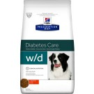 Hill's Prescription Diet Canine W/D au poulet 1.5 kg