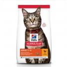 Offre Bonus Bag: 1 sac Hill's Science Plan Feline Adult Poulet 10 kg + 1,5 kg offerts