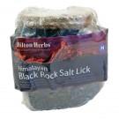 Hilton Herbs Pierre à sel noir de l'Himalaya 1 kg