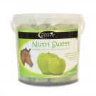 Horse Master Nutri Sweet Friandise POMME cheval 1kg - La Compagnie des Animaux