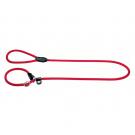 Hunter Laisse-Collier Freestyle en nylon pour chien rouge - La Compagnie des Animaux