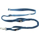 I-DOG Laisse de Traction Canicross Bleu/Gris - Dogteur