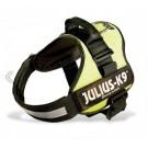 Harnais Power Julius-K9 Vert S 40 à 53 cm