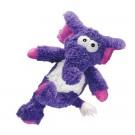 Kong CROSS KNOTS jouet corde éléphant chien 30cm - La Compagnie des Animaux