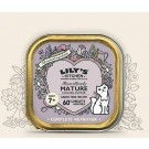 Lily's Kitchen Marvellously Chat Senior Poulet 19 x 85 g