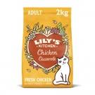 Lily's Kitchen Croquettes Sans céréales au Poulet Chat 2 kg- La Compagnie des Animaux